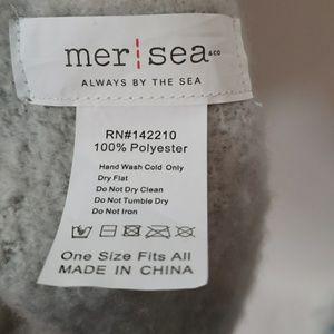 d77159676cf Mer-Sea   Co Accessories - Gray Ombre Mer-Sea   Co Cozy Travel